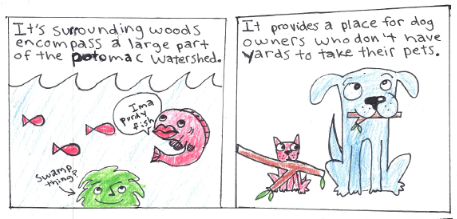 Lilys comic